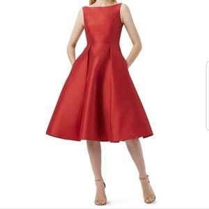 CRANBERRY elegant dress